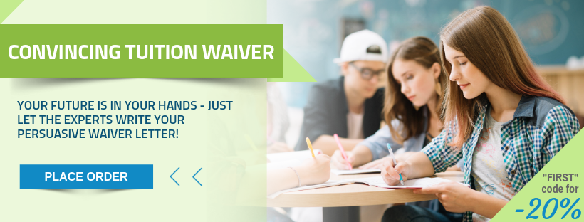 excellent tuition fee waiver scheme for colleges
